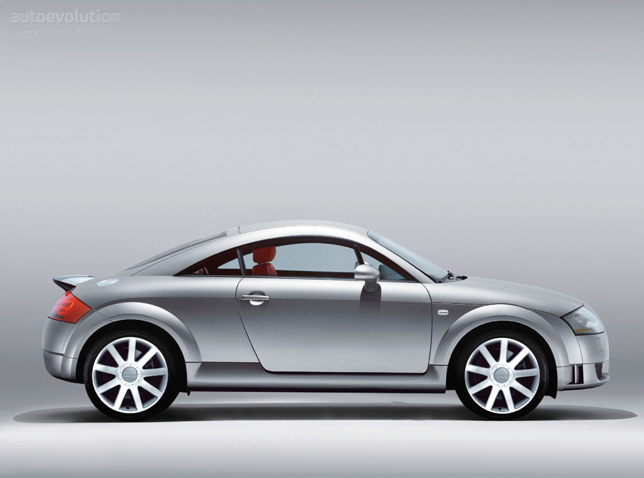 audi tt coupe specs photos 1998 1999 2000 2001 2002 2003 2004 2005 2006 autoevolution. Black Bedroom Furniture Sets. Home Design Ideas