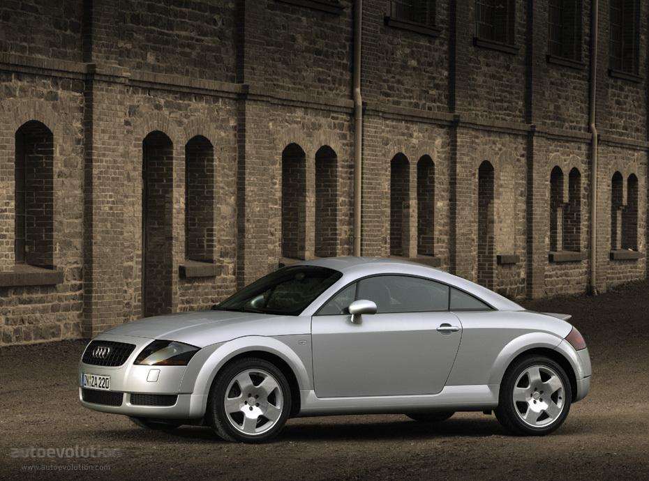 Audi Tt Coupe 1998 1999 2000 2001 2002 2003 2004