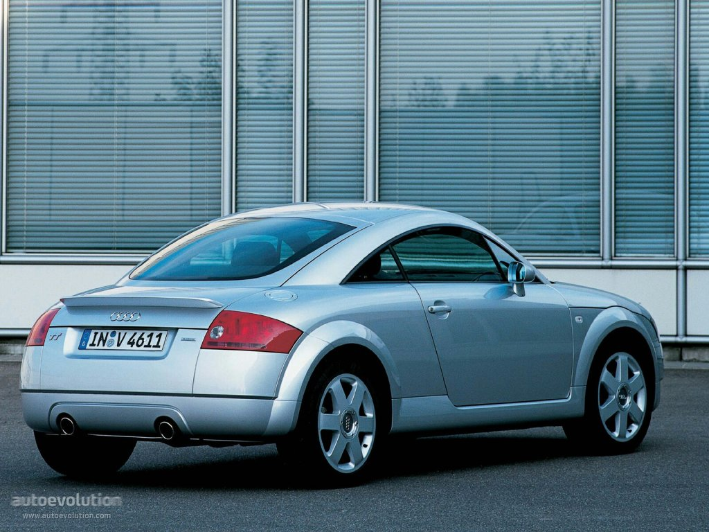 audi tt coupe 1998 1999 2000 2001 2002 2003 2004 2005 2006 autoevolution. Black Bedroom Furniture Sets. Home Design Ideas