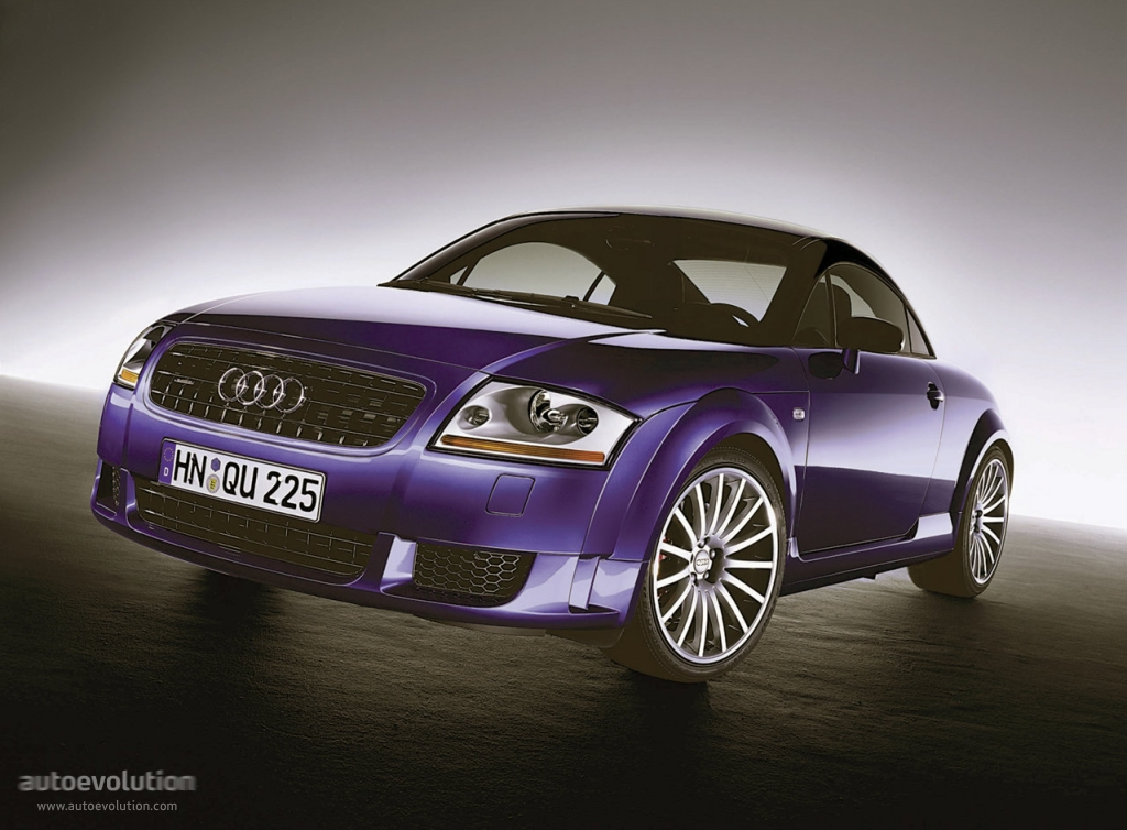 audi tt quattro sport specs 2005 2006 autoevolution. Black Bedroom Furniture Sets. Home Design Ideas