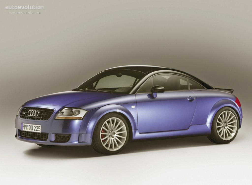 Audi Tt Quattro Sport 2005 2006 Autoevolution