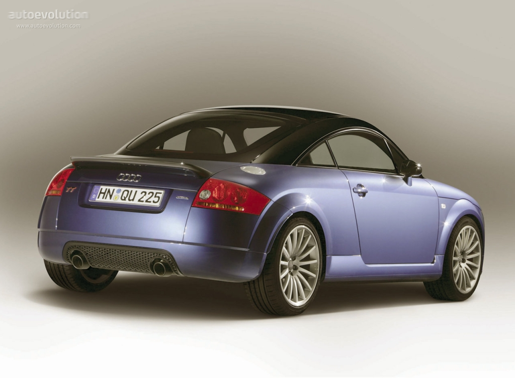 audi tt quattro sport 2005 2006 autoevolution. Black Bedroom Furniture Sets. Home Design Ideas