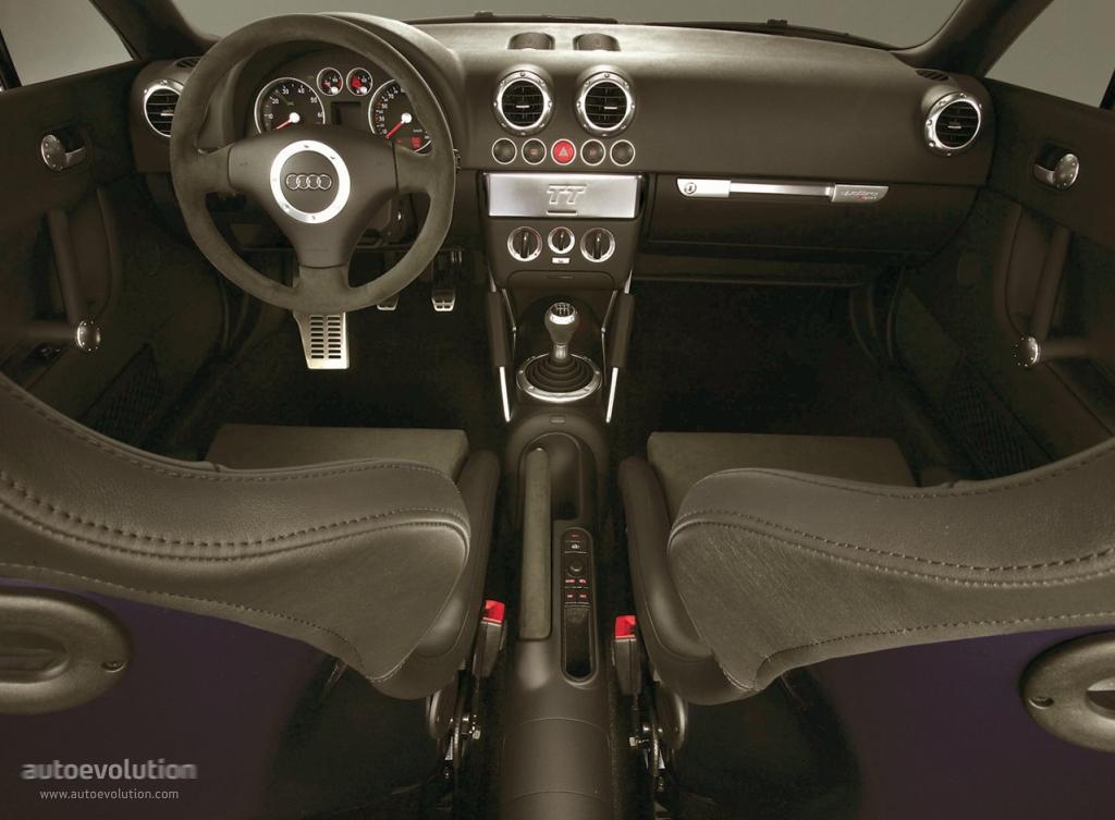 Audi Tt Quattro Sport Specs 2005 2006 Autoevolution