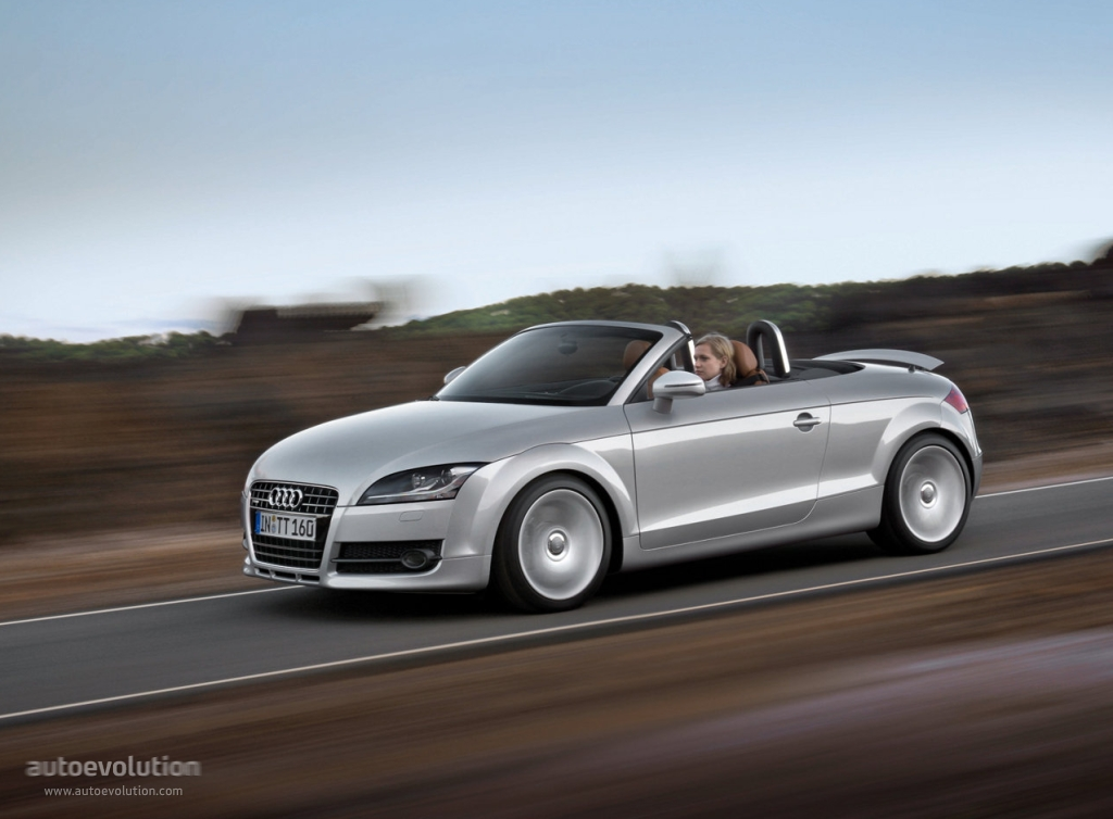 audi tt roadster specs 2007 2008 2009 2010 2011. Black Bedroom Furniture Sets. Home Design Ideas