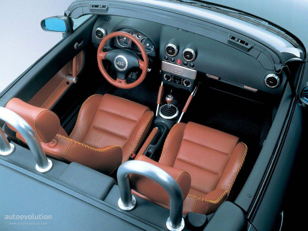 audi tt roadster 1999 2006