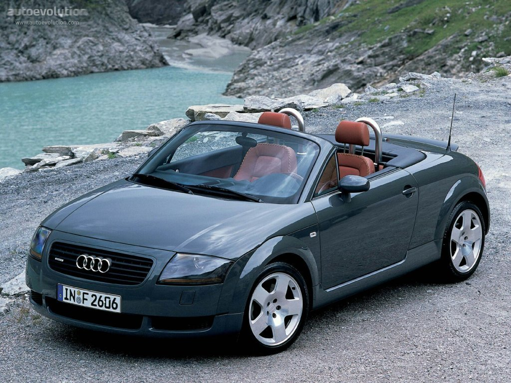 AUDI TT Roadster specs & photos - 1999, 2000, 2001, 2002 ...