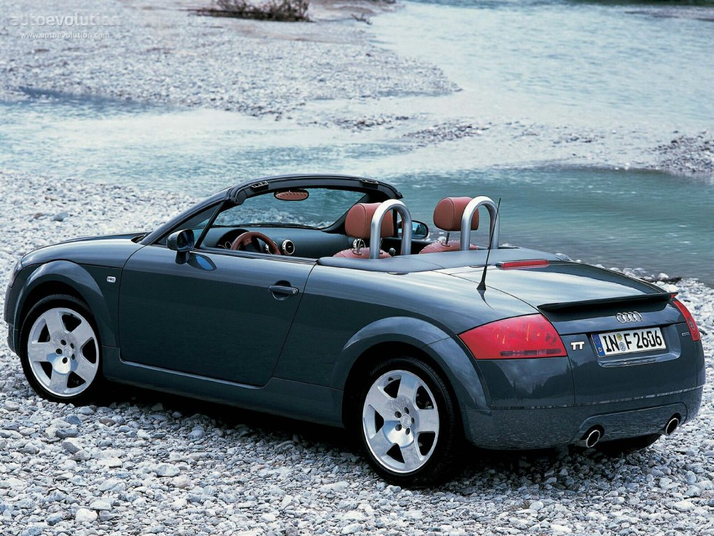 Audi Tt Roadster Specs Amp Photos 1999 2000 2001 2002