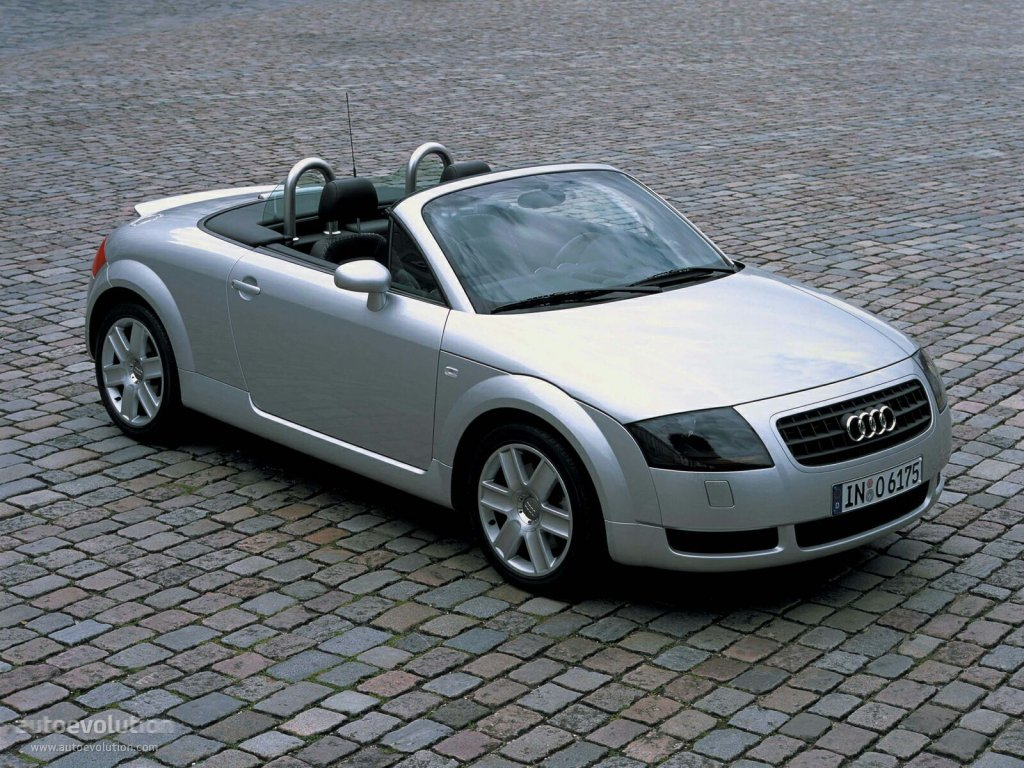 Audi Tt Roadster 1999 2000 2001 2002 2003 2004