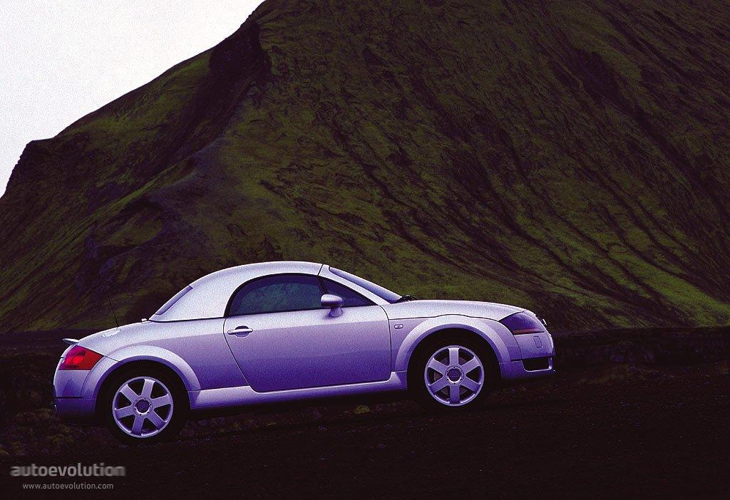 Audi Tt Roadster Specs Amp Photos 1999 2000 2001 2002