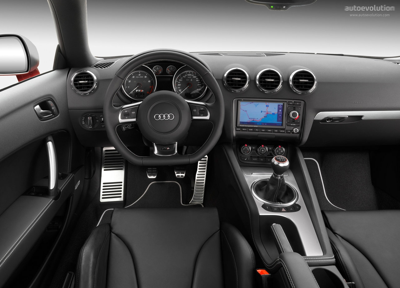 Audi Tts 2008 2009 2010 2011 2012 2013 2014