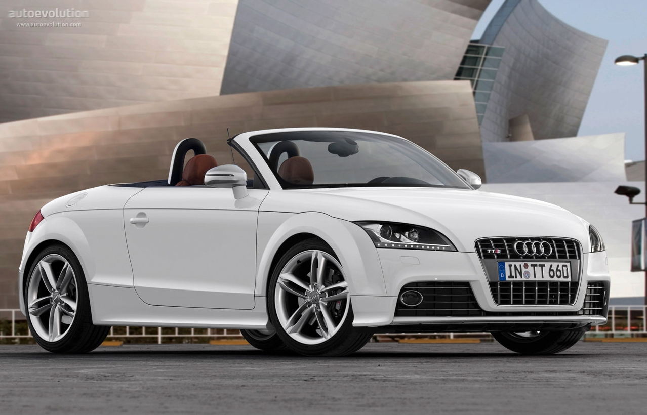 audi tts roadster specs 2008 2009 2010 2011 2012. Black Bedroom Furniture Sets. Home Design Ideas