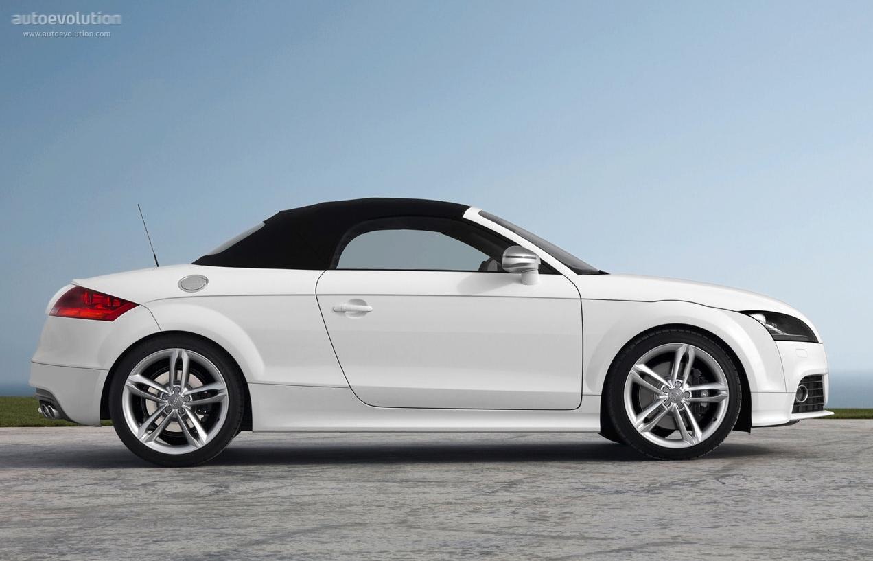 AUDI TTS Roadster specs & photos - 2008, 2009, 2010, 2011 ...