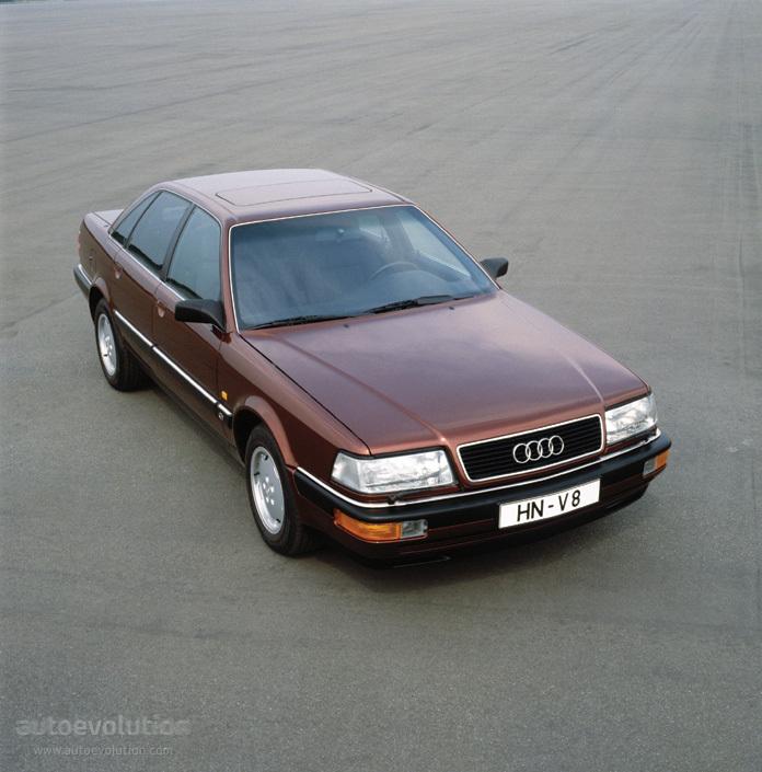 AUDI V Specs - Audi v8
