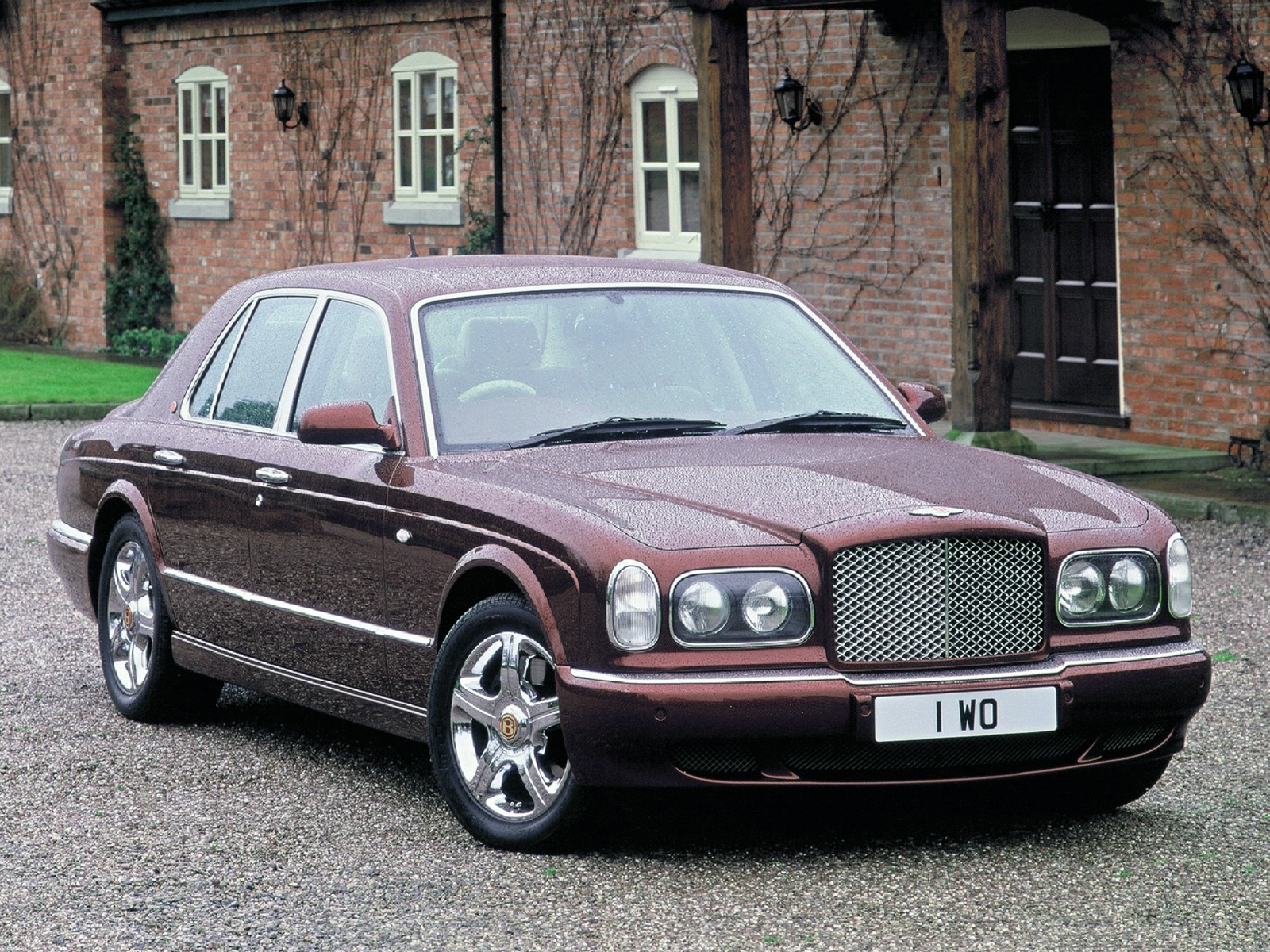 BENTLEY Arnage Red Label specs - 1999, 2000, 2001, 2002 ...
