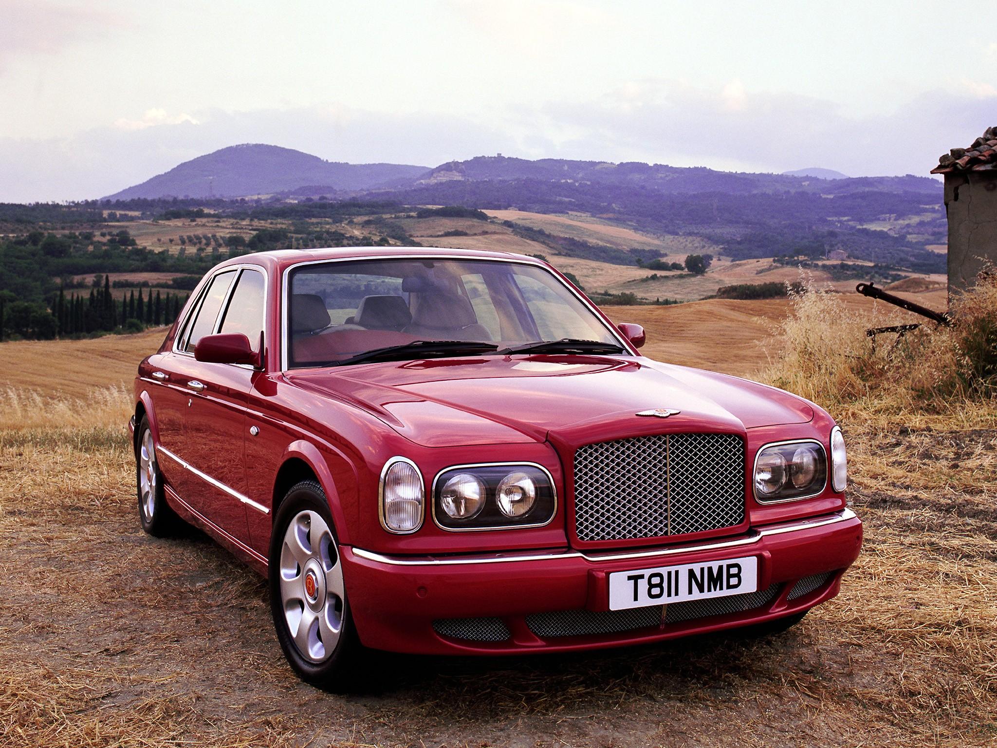 Bentley arnage red label specs 1999 2000 2001 2002 bentley arnage red label 1999 2002 vanachro Choice Image