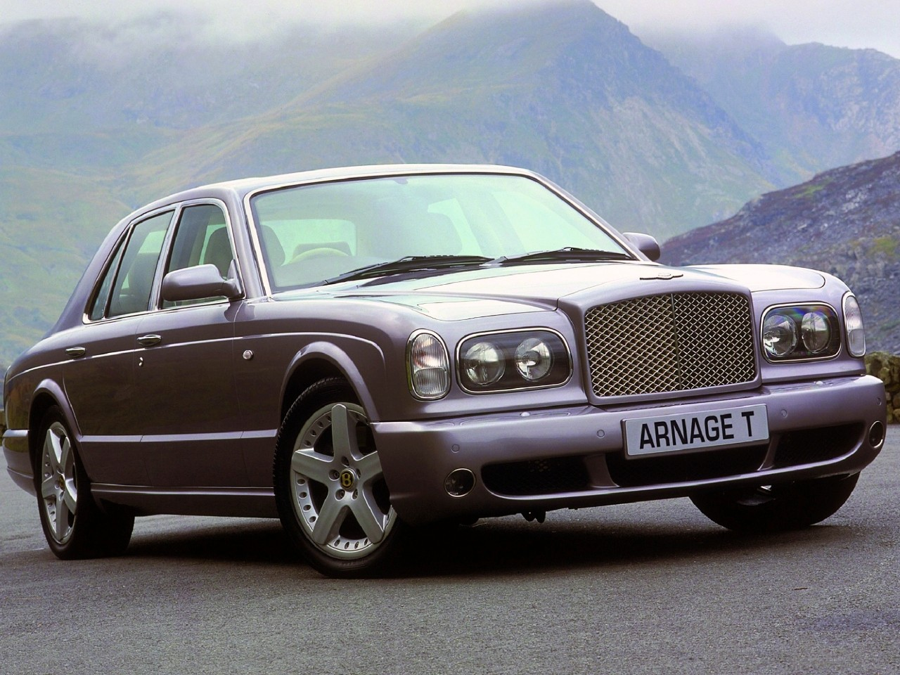 Bentley Arnage T 2002 2003 2004 2005 Autoevolution