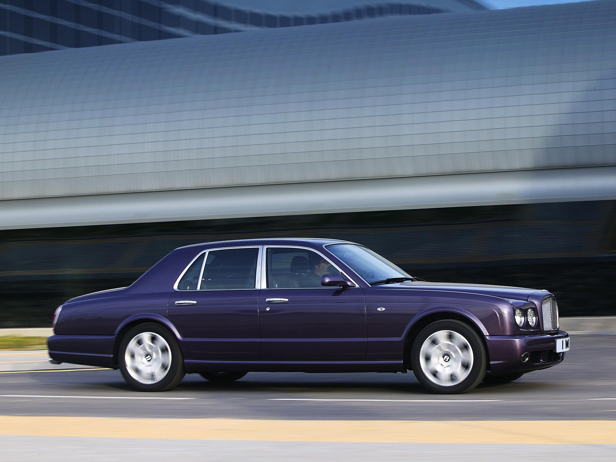 Bentley arnage t specs 2002 2003 2004 2005 autoevolution bentley arnage t 2002 2005 vanachro Choice Image