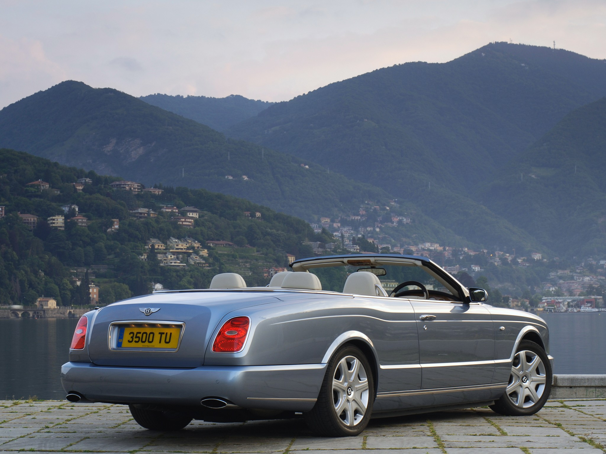 Bentley azure 2007