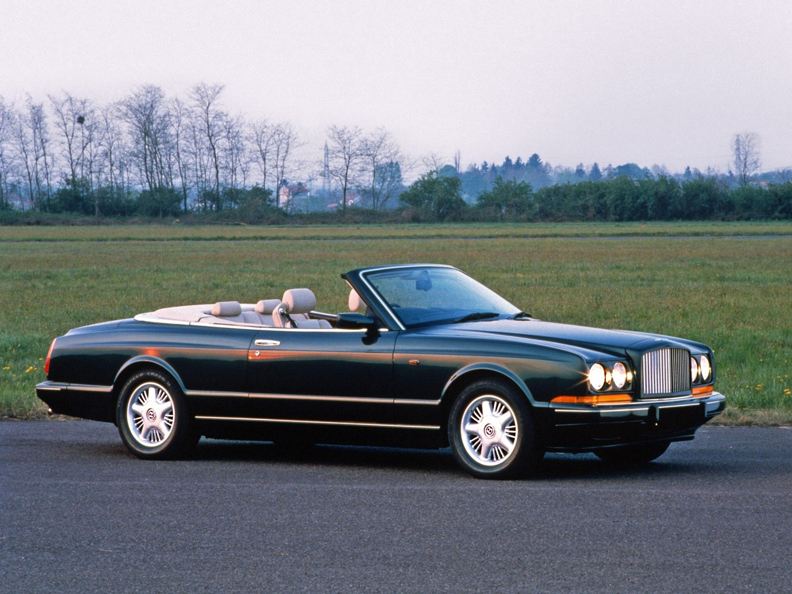 bentley azure 1995 2002