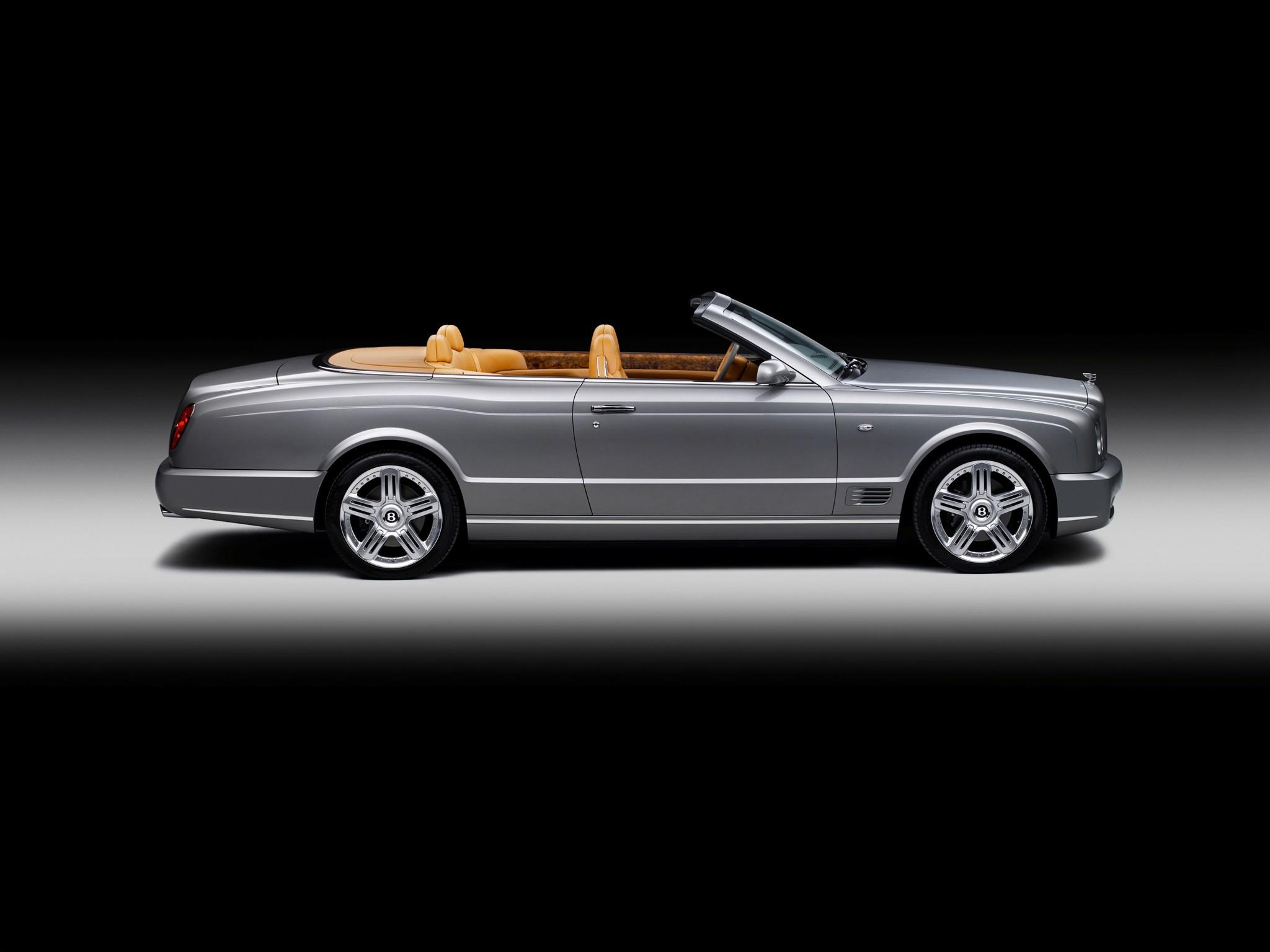 Bentley Azure T on Bentley V8 Engine