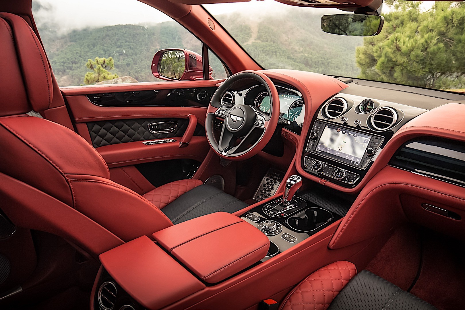 Bentley Bentayga Specs Photos 2015 2016 2017 2018 2019 2020 Autoevolution