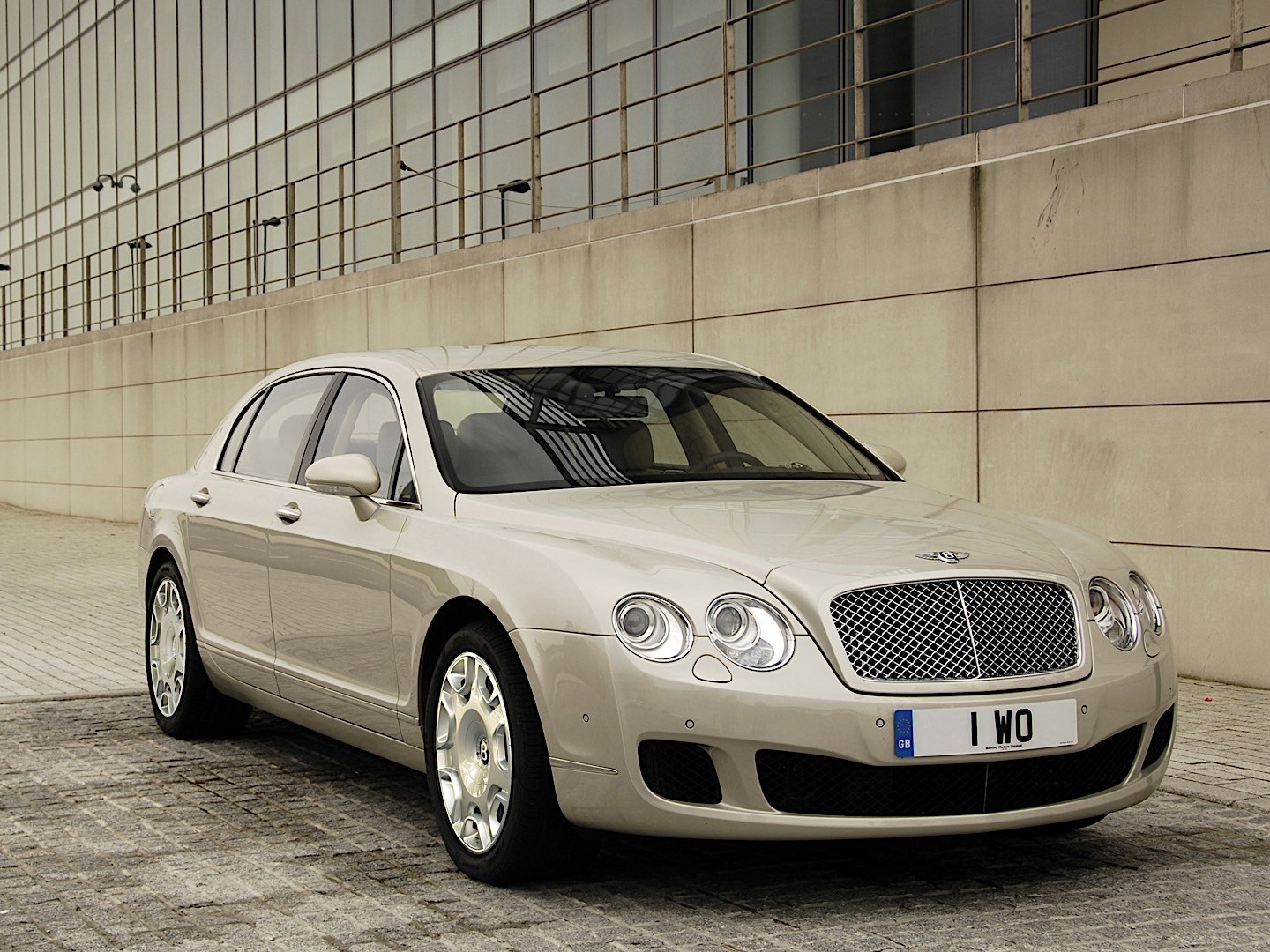 Bentley Continental Flying Spur on 2005 Bentley Continental Gt Hp