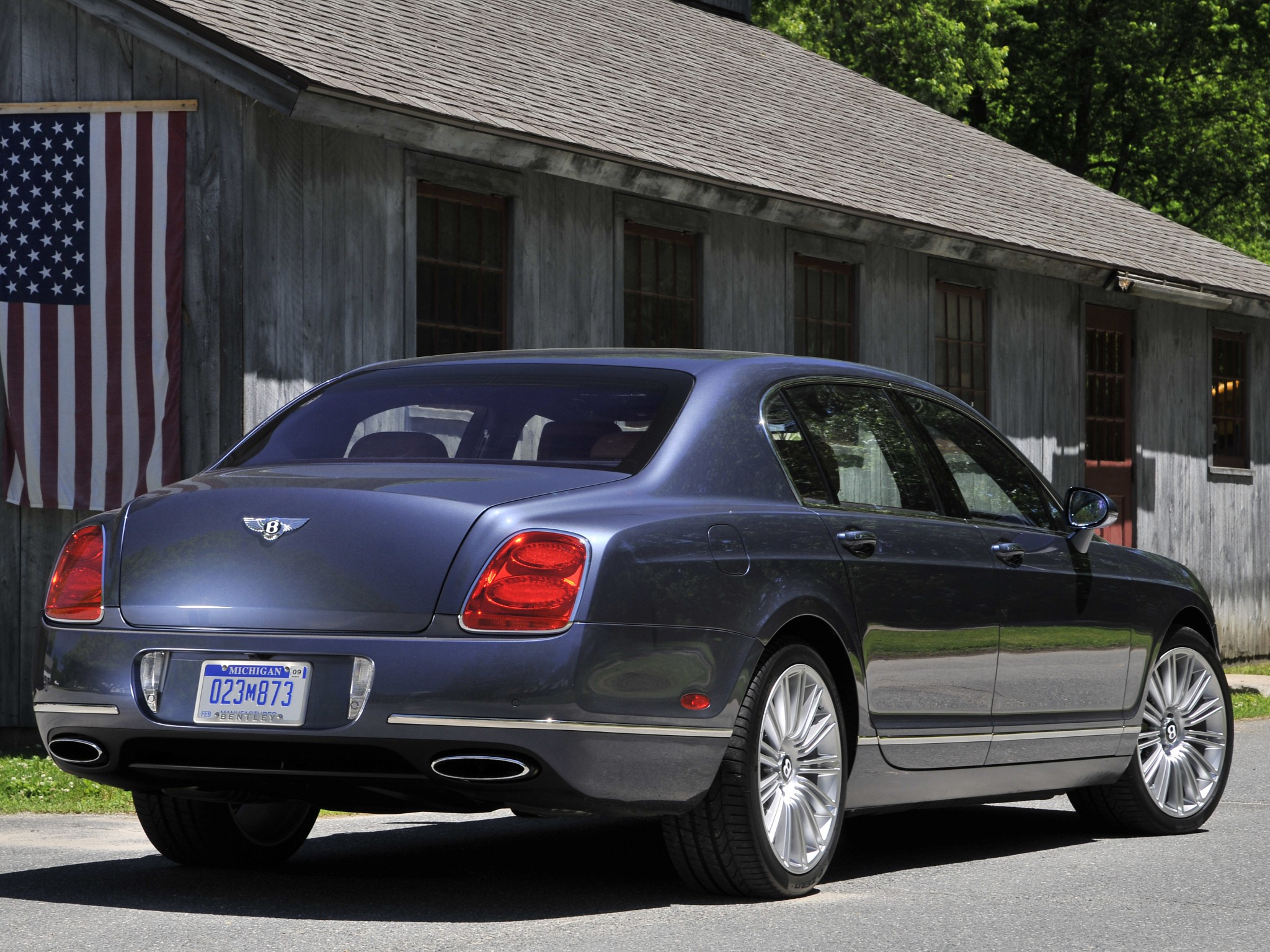 Bentley Continental Flying Spur Speed on 2005 Bentley Continental Gt Hp