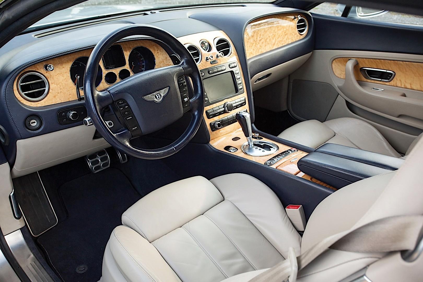 Bentley Continental Gt Specs Photos 2003 2004 2005 2006 2007 2008 2009 2010 Autoevolution
