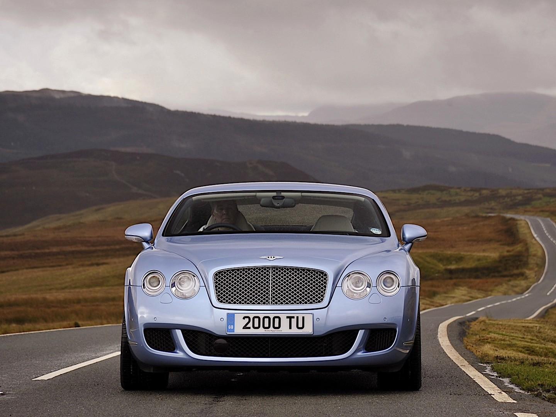 Bentley Continental Gt Specs Photos 2003 2004 2005 2006 2007