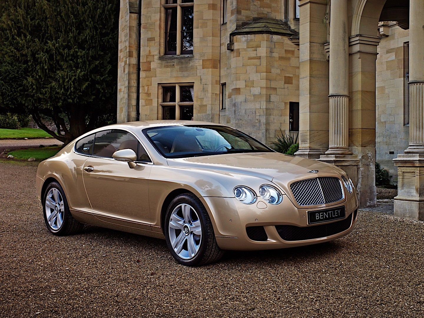 Bentley Continental Gt Specs 2003 2004 2005 2006