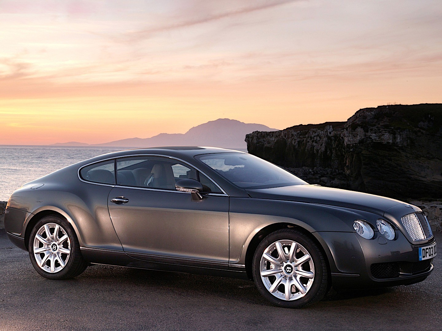 Bentley Continental Gt on 2005 Bentley Continental Gt Coupe
