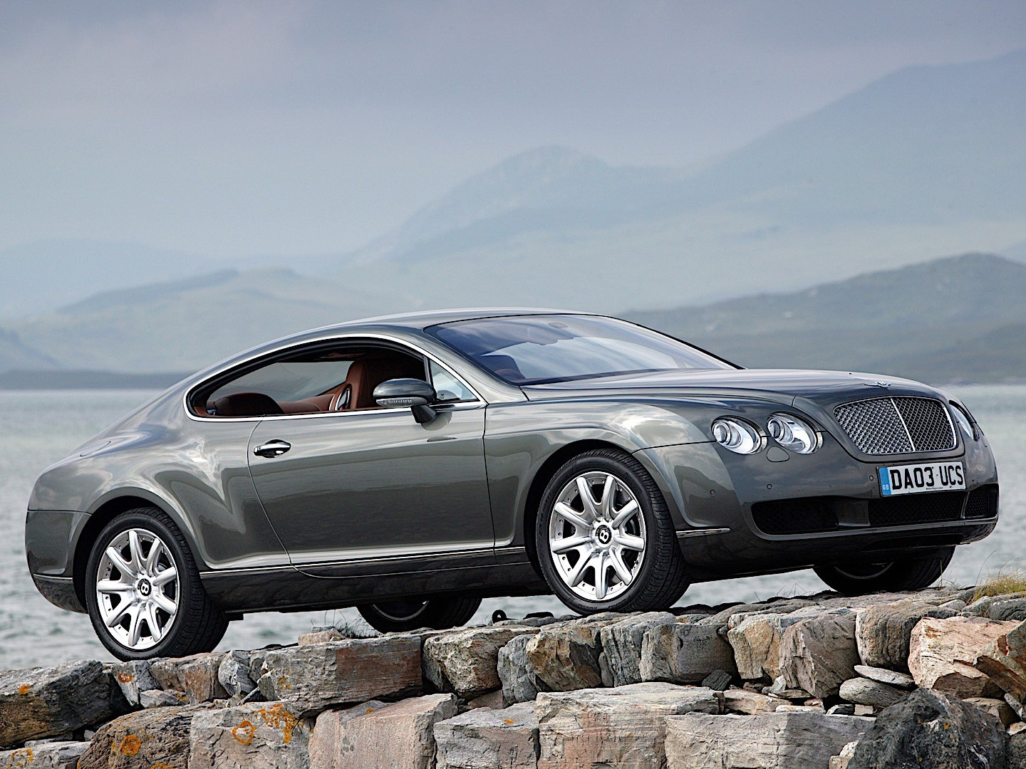 Bentley Continental Gt Specs Amp Photos 2003 2004 2005