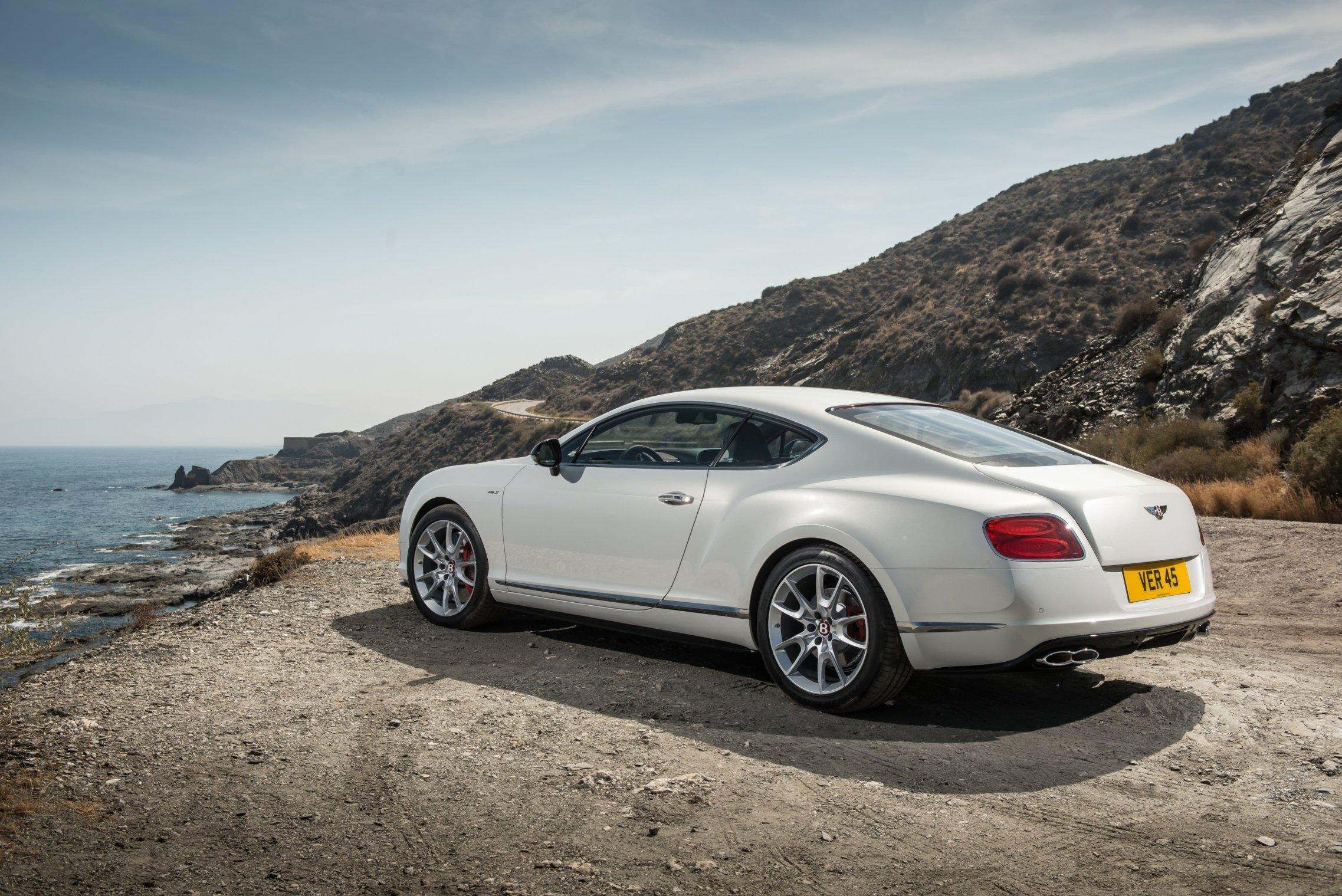 Bentley Continental Gt 2011 2012 2013 Autoevolution