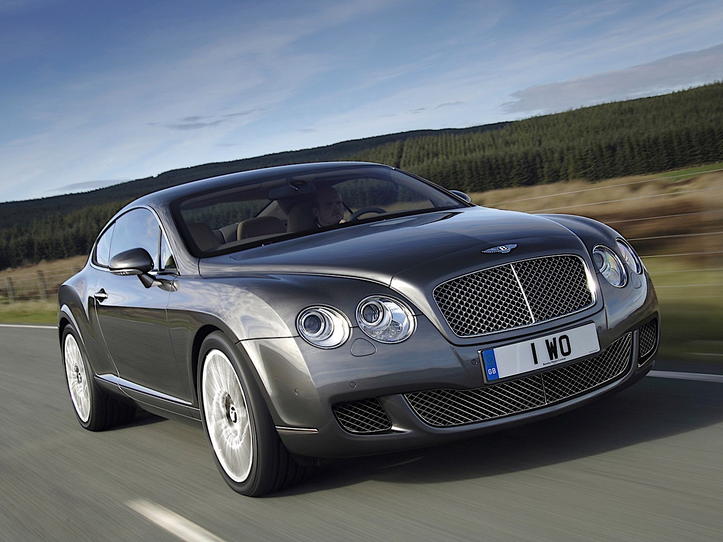 BENTLEY Continental GT Speed specs & photos - 2007, 2008 ...
