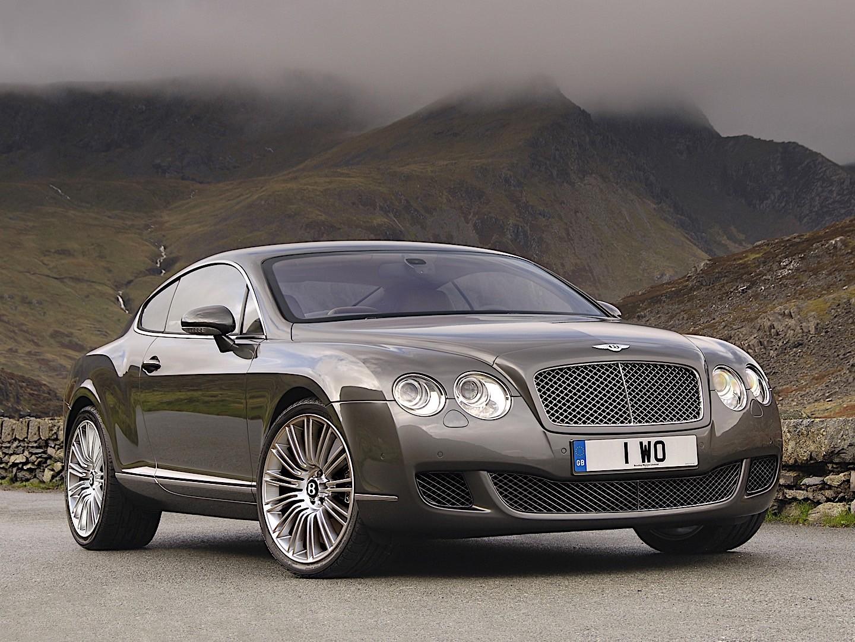 Bentley Continental Gt Speed Specs Photos 2007 2008 2009 2010 2011 2012 2013 Autoevolution
