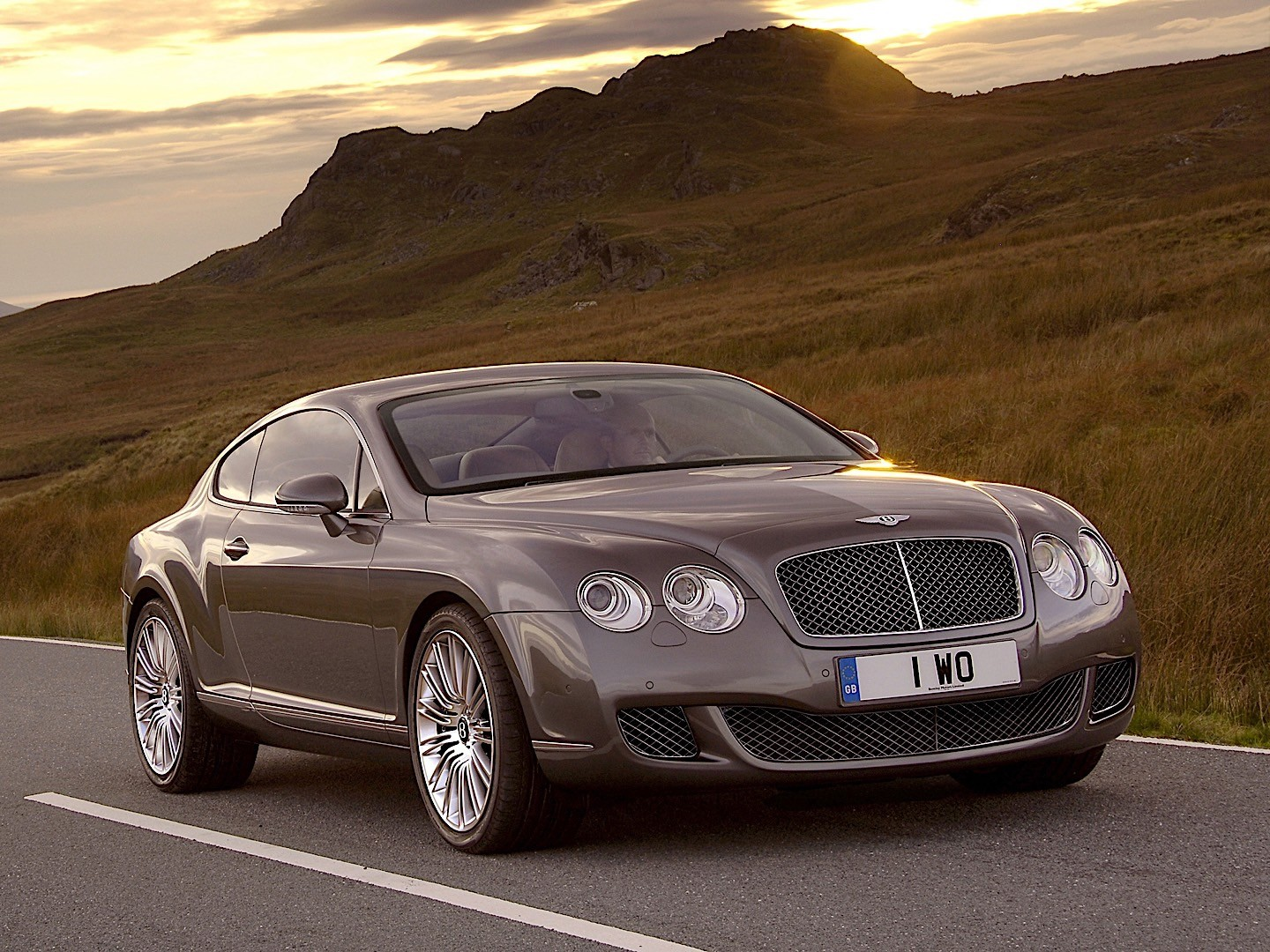 Bentley Continental Gt Speed Specs Amp Photos 2007 2008