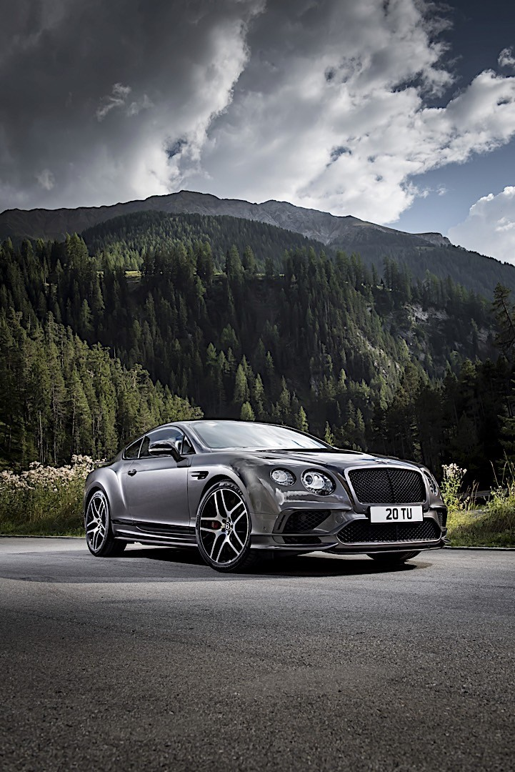 bentley continental gt supersports specs 2017 autoevolution. Cars Review. Best American Auto & Cars Review