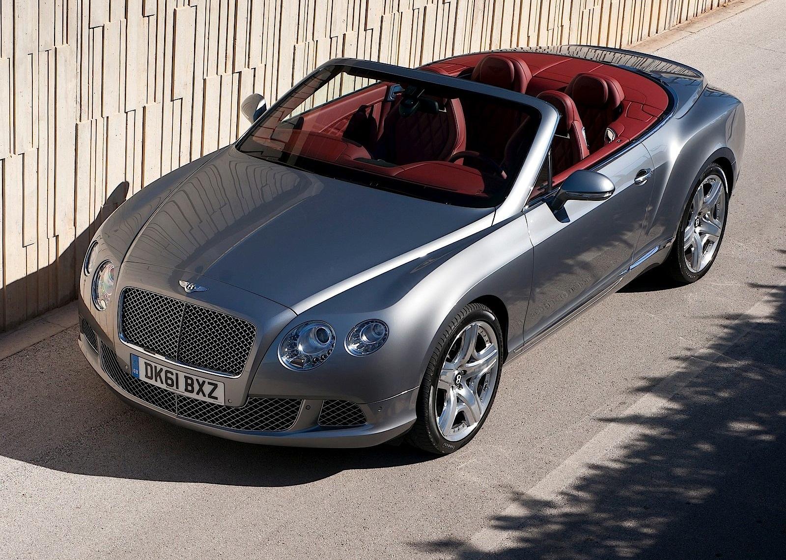 Bentley Continental Gtc Specs 2013 2014 2015