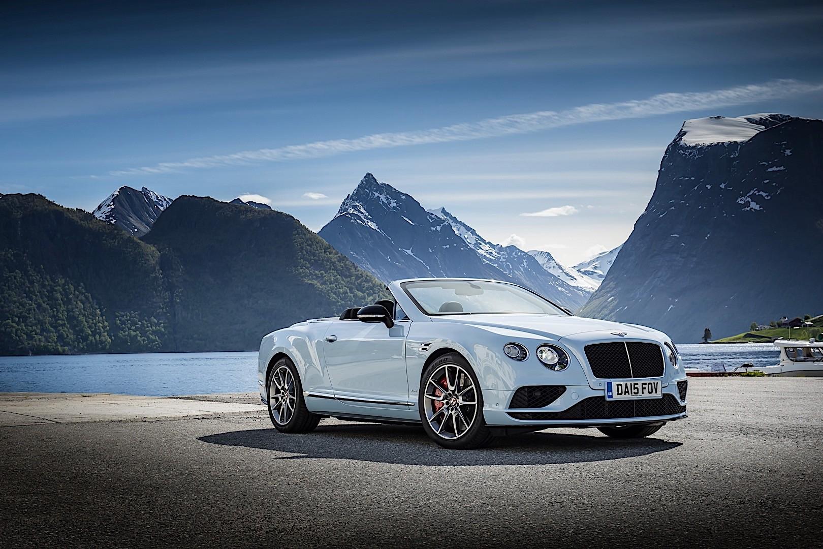 Bentley Continental Gtc Specs Amp Photos 2015 2016 2017
