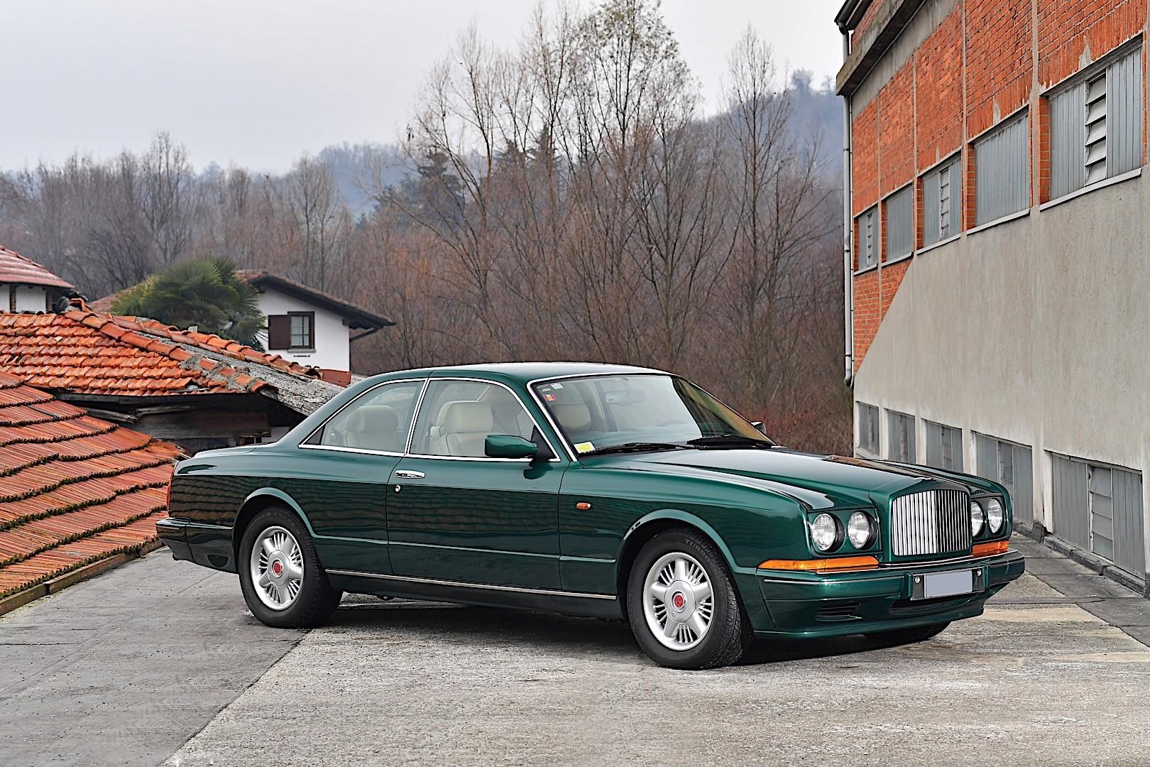 Bentley Continental R Specs Amp Photos 1991 1992 1993