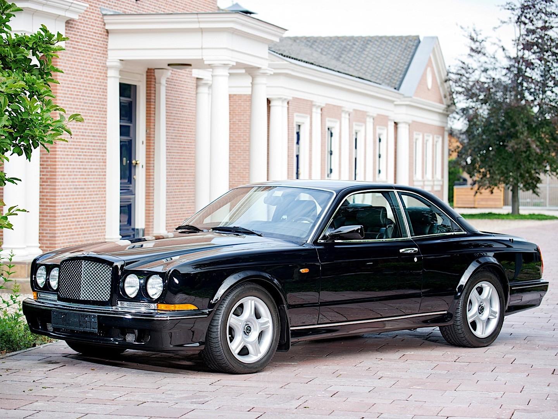 Bentley Continental T Specs Amp Photos 1996 1997 1998
