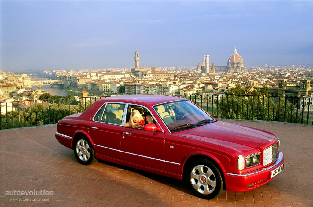 Bentley Arnage Red Label Specs Photos 1999 2000 2001 2002