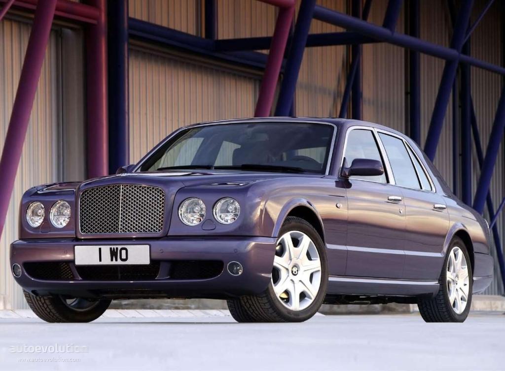 Bentley Arnage T Specs Photos 2002 2003 2004 2005 Autoevolution