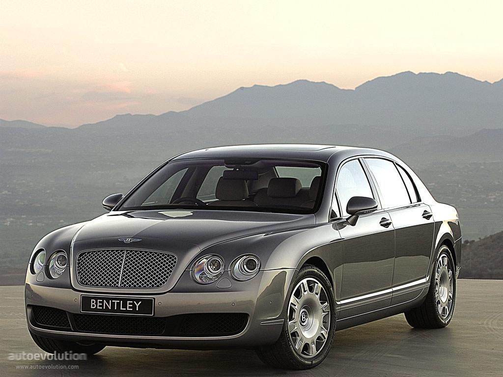 Bentleycontinentalflyingspur on 2005 Bentley Continental Gt W12 Awd