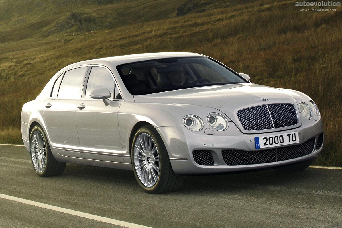 2005 Bentley Flying Spur >> BENTLEY Continental Flying Spur Speed - 2009, 2010, 2011, 2012, 2013 - autoevolution