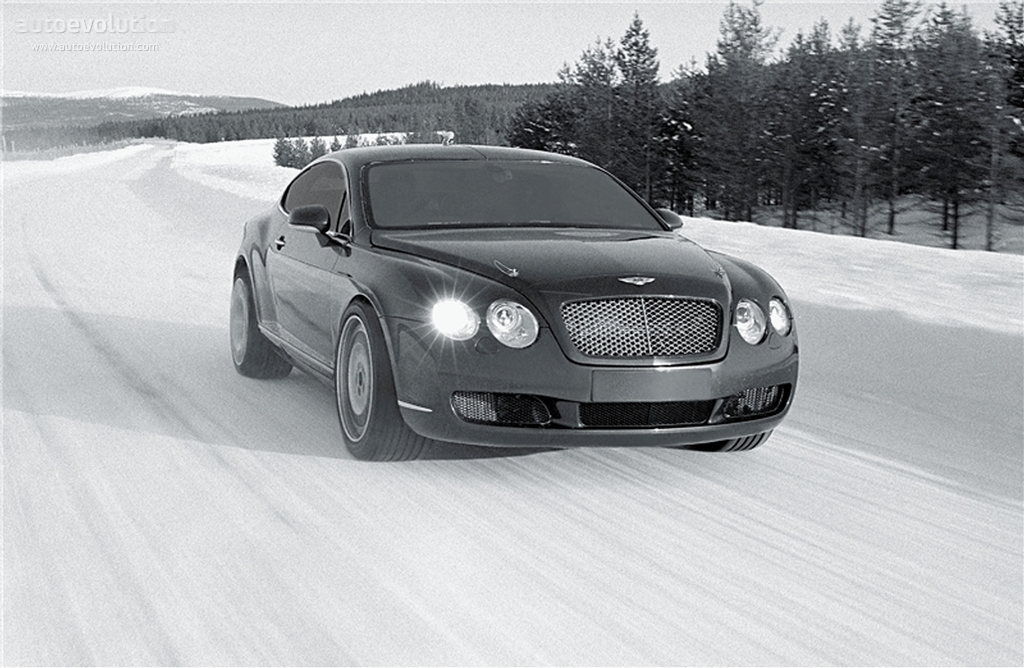 Bentley Continental Gt Specs Photos 2003 2004 2005 2006 2007 2008 2009 2010 Autoevolution
