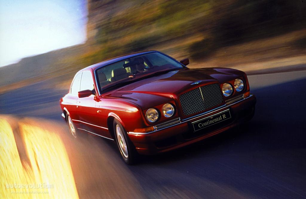 Bentleycontinentalr on 1999 Bentley Continental Gt