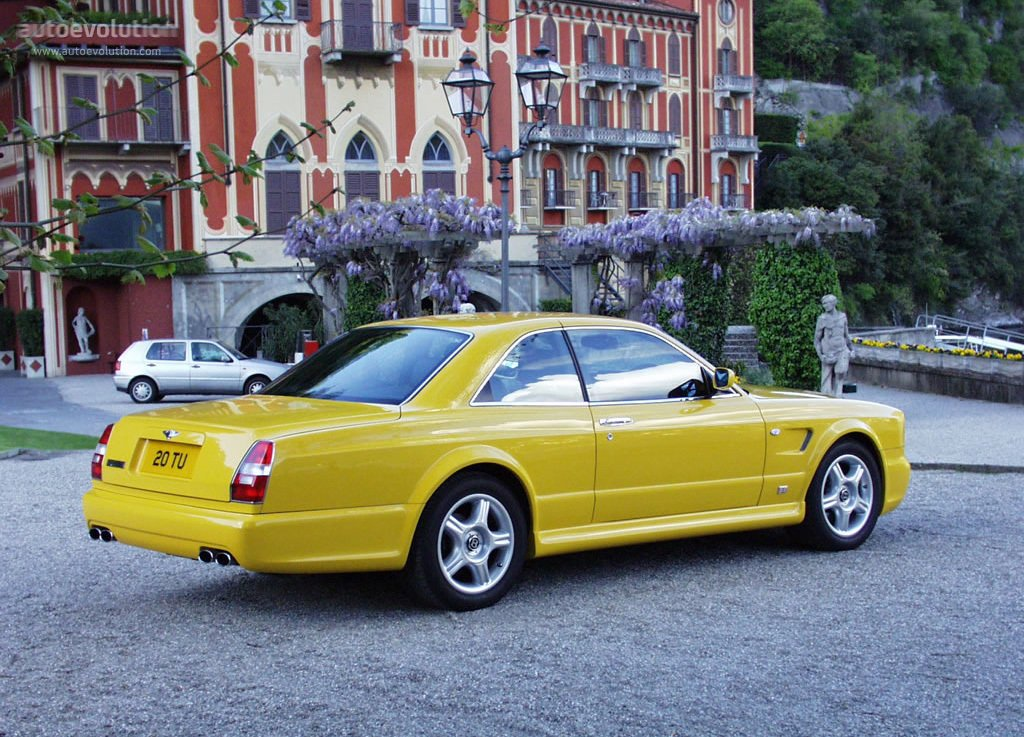 Bentleycontinentalt on 2000 Cadillac V8