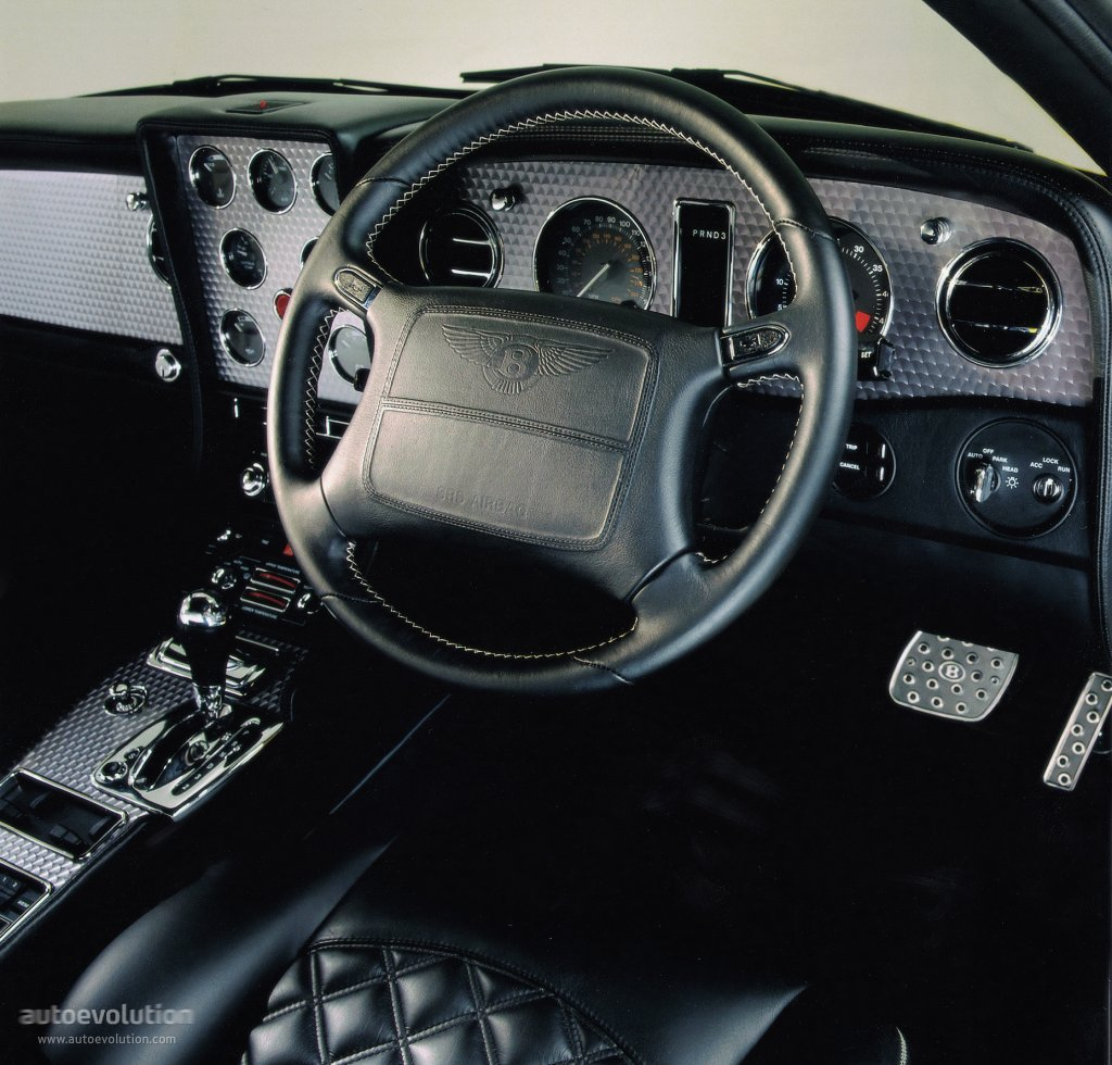 Cars Bentley Continental R 1992: 1996, 1997, 1998, 1999, 2000