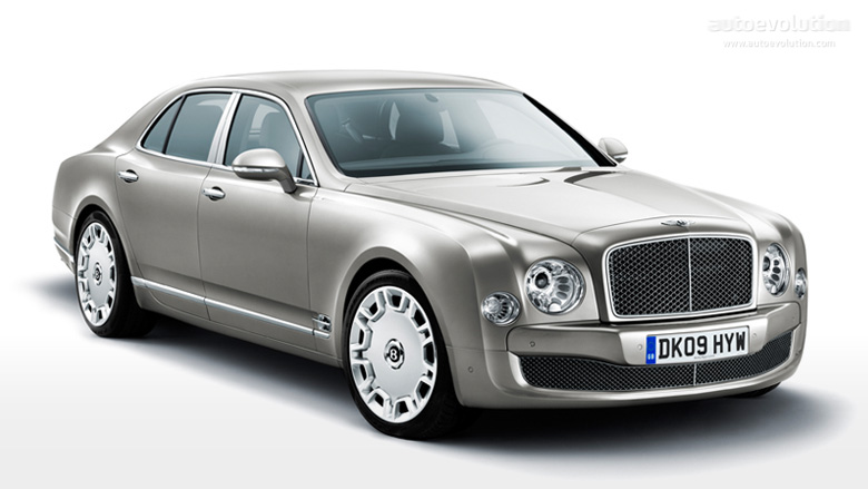 2009 bentley mulsanne
